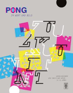 """Das Cover der Lyrikanthologie """"Point in Wort und Bild. Zukunft"""""""